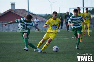 """Fotos e imágenes del RC Deportivo de la Coruña """"B"""" - UD Paiosaco de la Copa Diputación"""