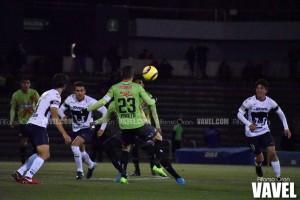 Contrastante empate entre FC Juárez y Pumas en duelo de Copa