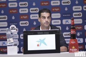 """Gerard López: """"Las exigencias son máximas en el Barça B"""""""