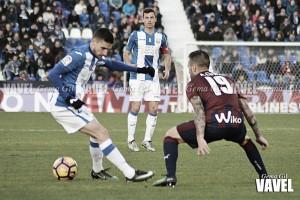 Fotos e imágenes del Leganés 1 - 1 Eibar, jornada 16 de Liga