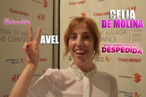 """Entrevista. Celia de Molina: """"Estoy feliz de cumplir este sueño increíble"""""""