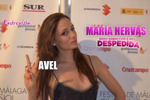 """Entrevista. María Hervás: """"No tengo mucho que ver con Tania"""""""