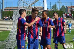 FCB Juvenil A- Ajax: estilos de fútbol similares