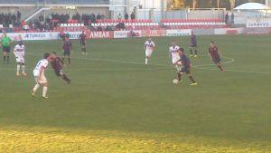 La SD Huesca golea a la SD Leoia para ponerse colíder