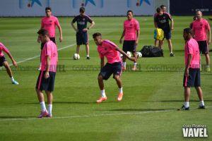 Luis Enrique cita a 18 jugadores para Valencia