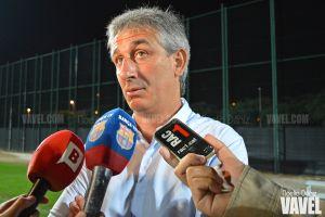 """Jordi Vinyals: """"Hemos de construir el equipo desde atrás"""""""