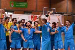 La Universidad de Barcelona, campeona del #CEU2016