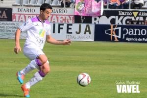 Un Hugo Díaz de récord: el mejor ariete del Real Jaén en Segunda B desde la 11/12