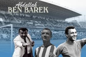 Ben Barek: el 'pajarito' que marcó una época en Málaga
