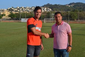 Ortuño amplía su contrato con el Granada dos años más