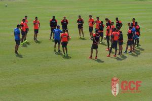 El Granada CF afronta su última semana en La Manga