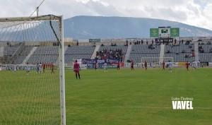 El Real Jaén es el segundo equipo menos goleado en casa de Segunda B
