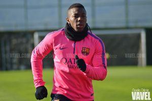 Adama debuta en Copa con un gol espectacular