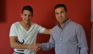 Matías Ramírez, nuevo refuerzo para la delantera del Granada B