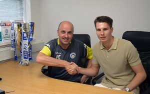 Wigan Athletic manager Paul Cook signs new four-year contract