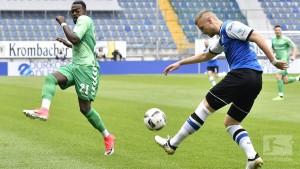 Arminia Bielefeld 1-1 SpVgg Greuther Fürth: Dursun strikes to steal a point