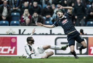 Arminia Bielefeld 0-0 SV Sandhausen: Spoils shared in hard-fought draw