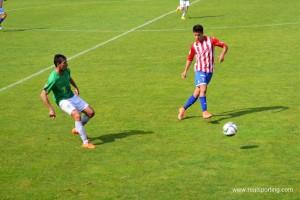 El Sporting B desciende a Tercera División