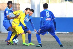 CF Fuenlabrada - Rayo Vallecano B: a continuar con la racha en el Fernando Torres
