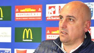 El CF Fuenlabrada cesa a Emilio Ferreras
