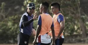 "James Sánchez: ""Me complemento muy bien con Celis"""