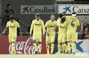 Fotos e imágenes del Villarreal 3-1 Espanyol, de la jornada 2 de Liga BBVA