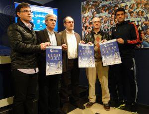 Presentación de la XXXI edición del Torneo de Semana Santa de la Real Sociedad
