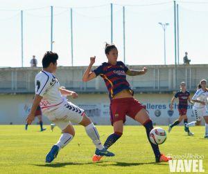 Fotos e imágenes del Fundación Albacete 0-10 FC Barcelona, primera división femenina