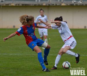 Fotos e imágenes del Fundación Albacete 1-6 Levante UD,Jornada 6 de la Liga Femenina