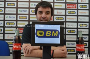 """Aitor Zulaika: """"Me alegro de la vuelta de los lesionados"""""""