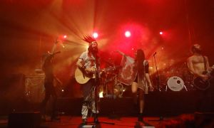 Crystal Fighters en Madrid: crónica de una fiesta