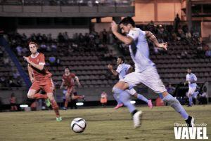 Fotos e imágenes del SD Compostela 1-0 Peña Sport FC de la jornada 2, Segunda División B Grupo I