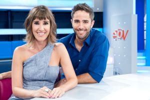 Roberto Leal y Sandra Daviú presentarán la Lotería de Navidad