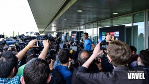 Fotogalería: UEFA Open Media Day Real Madrid, en imágenes