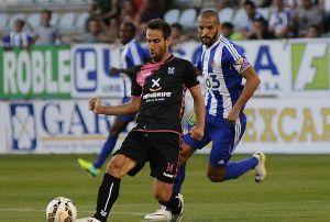 SD Ponferradina - CD Tenerife: puntuaciones del Tenerife, jornada 1