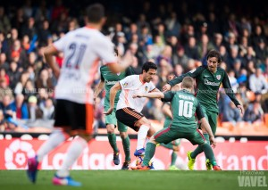 Fotos del Valencia CF - Athletic Club de la Jornada 23 de La Liga 2017