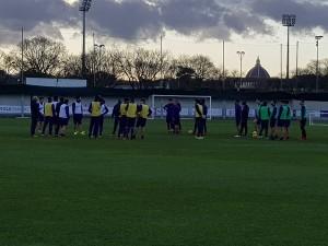 Fiorentina: contro l'Inter l'obiettivo è continuare a fare bene