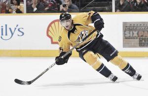 La NHL multa a Smith de los Predators con 5.000 dólares