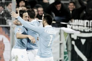 La Lazio c'è, Atalanta battuta 3-0 all'Olimpico