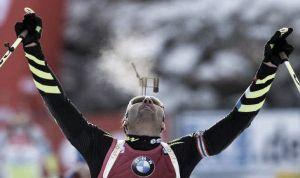 Biathlon, inseguimento maschile Hochfilzen: ancora Fourcade, spettacolo Fak!