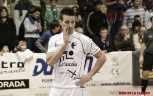Carlos Anós, un año más en el Peñíscola FS