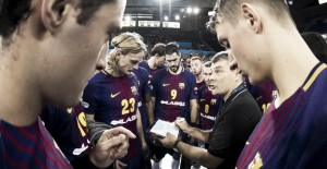 Previa Vardar Skopje - FC Barcelona Lassa: a por el liderato
