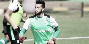 Camilo Vargas, golero 'verdiblanco'