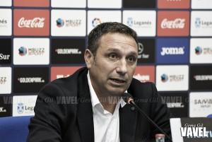 """Eusebio Sacristán: """"Por las bajas hemos tenido que recomponer la situación"""""""