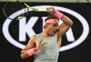 Australian Open, Nadal spazza via Dzumhur