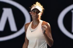 Australian Open 2018 - Avanzano Keys e Garcia, esce la Barty