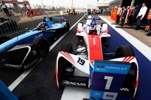 "ePrix di Marrakech - Rosenqvist: ""Che gara!"""
