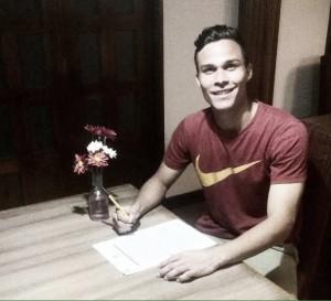 Marcel Guaramato firmó con el Carabobo FC