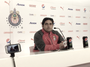 """Luis Camacho: """"Defenderemos a muerte nuestro título"""""""