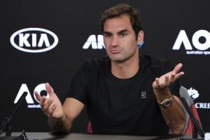 Australian Open, Day 2 - Programma di lusso, Federer e Djokovic in campo
